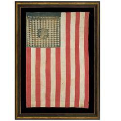 Harrison & Morton Bandanna Flag from the Mastai Collection