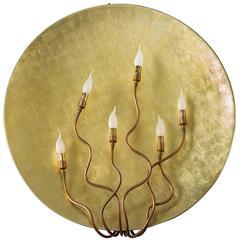Modern Golden  Wall Lamp