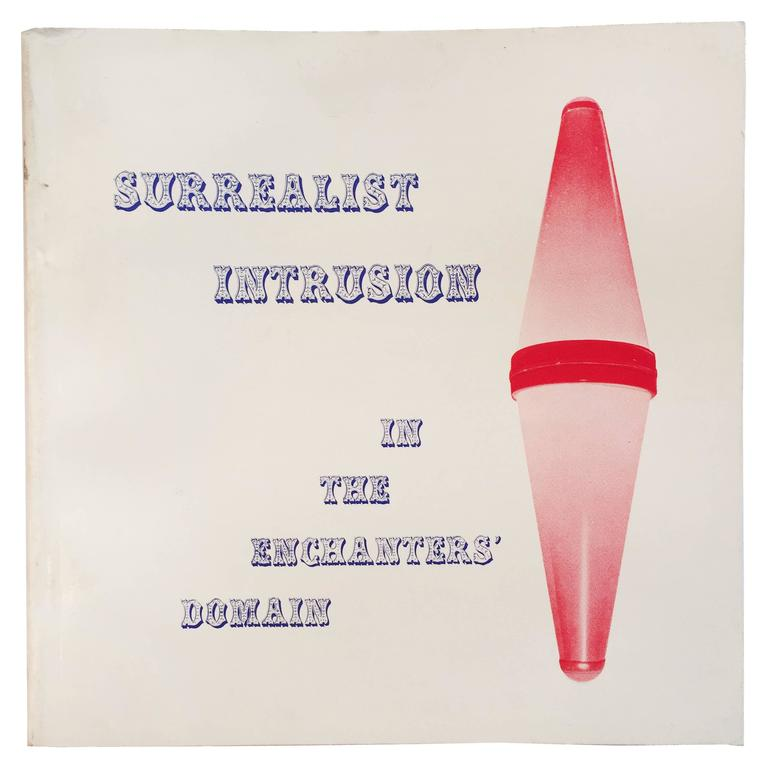 Surrealist Intrusion in the Enchanters' Domain Marcel Duchamp Book, 1960