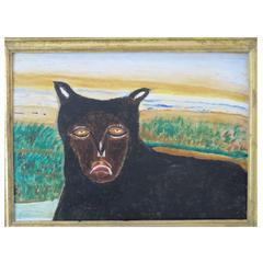 William Dawson Untitled Animal Painting