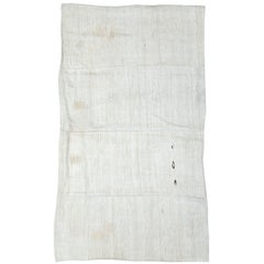 Vintage Turkish Flat-Weave Kilim Rug
