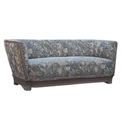 Vintage Art Deco Sofa