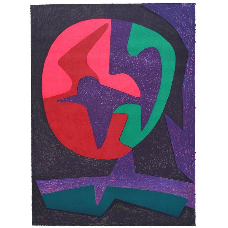 Pedro Coronel Lithography 85/100