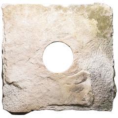 Limestone Well Head