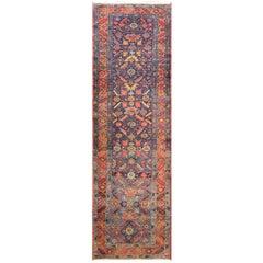 Antique Persian Heriz Runner
