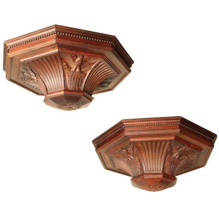 Early 20th Century Courthouse Lights For Sale