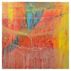 Signed Original Abstract Painting