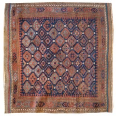 Special 19th Century Petite Baluch Rug