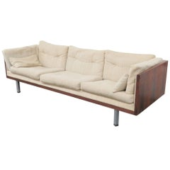 Jydsk Mobelvaerk Danish Modern Rosewood Sofa