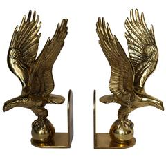 Spectacular Hollywood Regency Bookends, USA