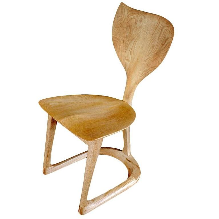 """""""Lotus"""" Chair, designed 1982 by Michael Coffey"""