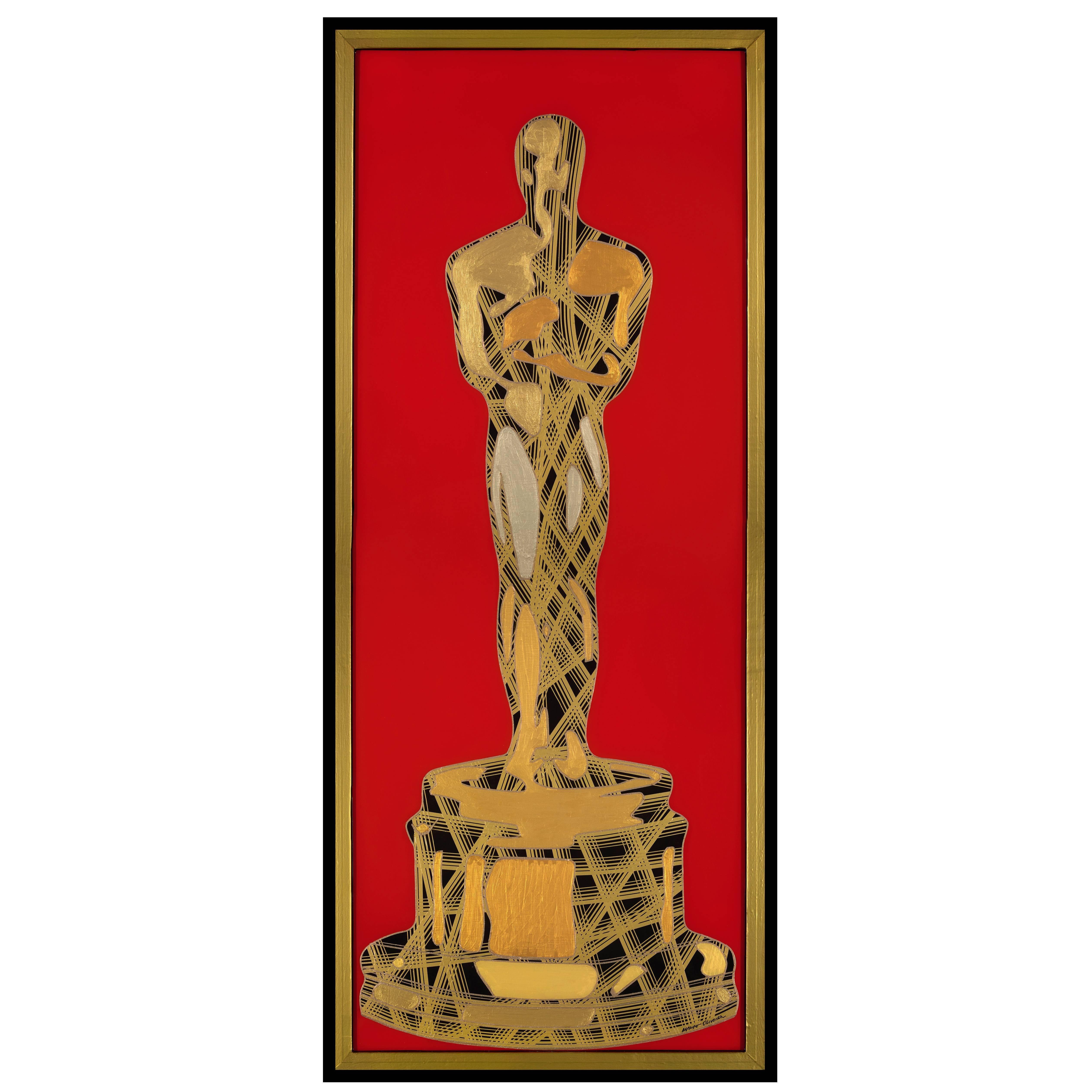 Golden Oscar by Mauro Oliveira