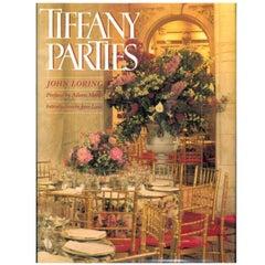 """Tiffany Parties"" Book"