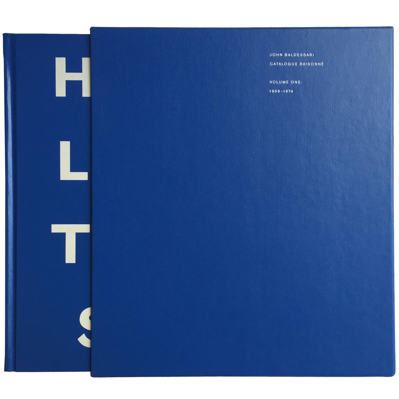 """John Baldessari - Catalogue Raisonné Volume One: 1956-1974"""