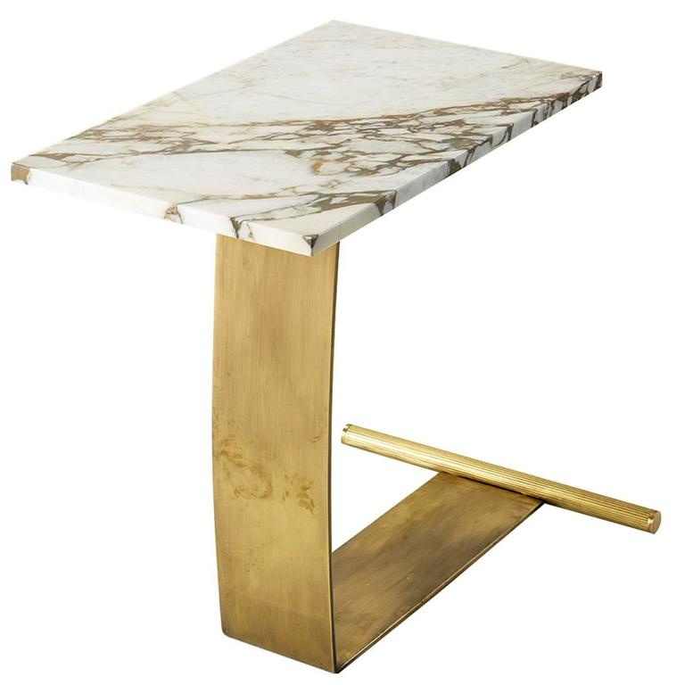 Guy Marble Table For Sale