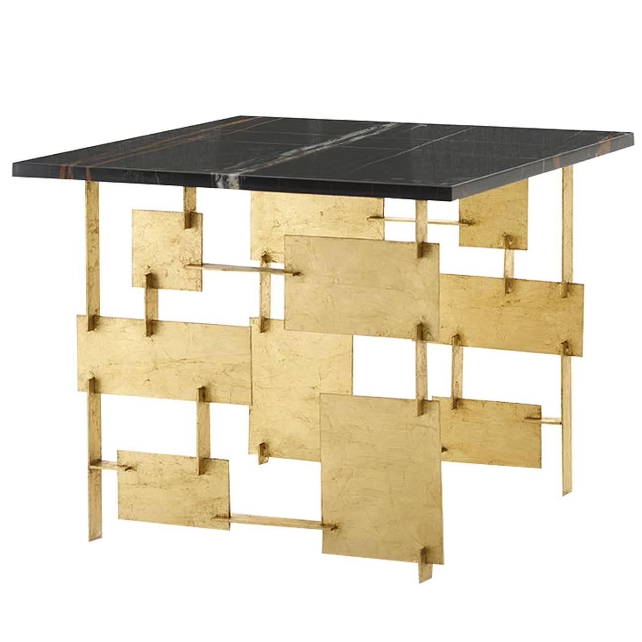 Low marble table for sale at 1stdibs for Loft via savona 97