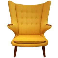 Hans J. Wegner, PP19 Papa Bear Chair