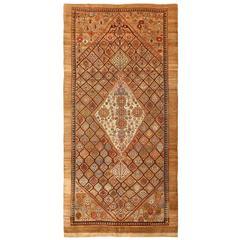 Antique Persian Serab Rug