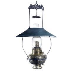 Classic 1800s Saloon Lamp