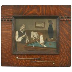 Billiard or Snooker Picture