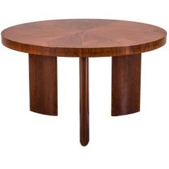 Swedish Modernism Coffee Table, circa 1920s