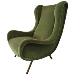 Single Senior Armchair by Marco Zanuso
