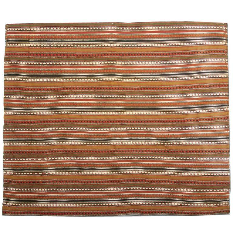 Antique Persian Rugs, Jajim Kilims
