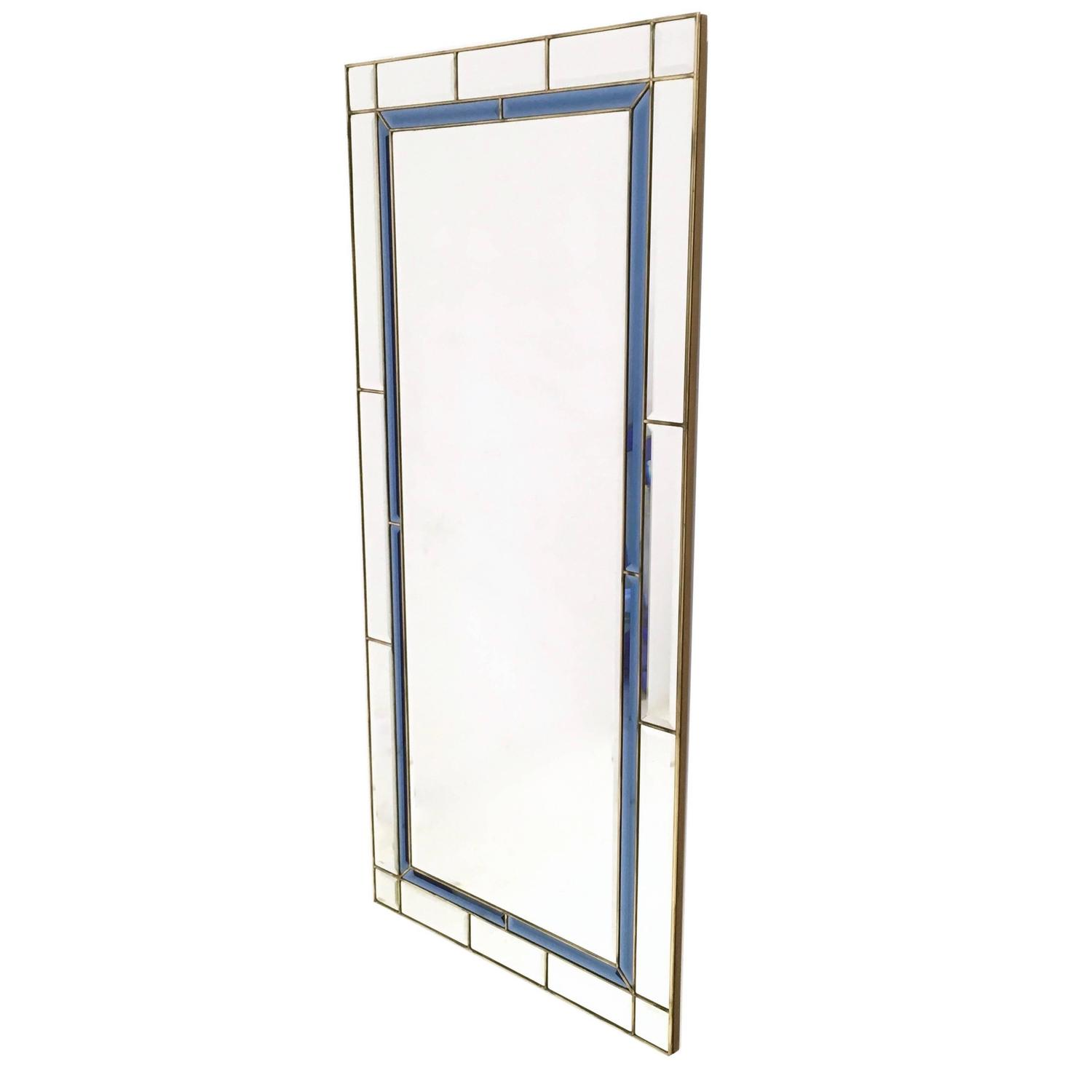 Large wall mirror 1960s for sale at 1stdibs for Large wall mirrors for sale