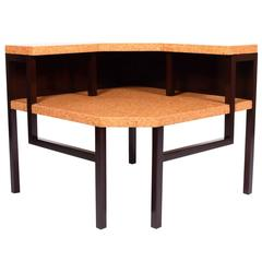 Corner Table by Paul Frankl for Johnson Furniture