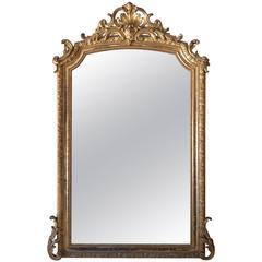 French Mirror in the Style of Louis XIV