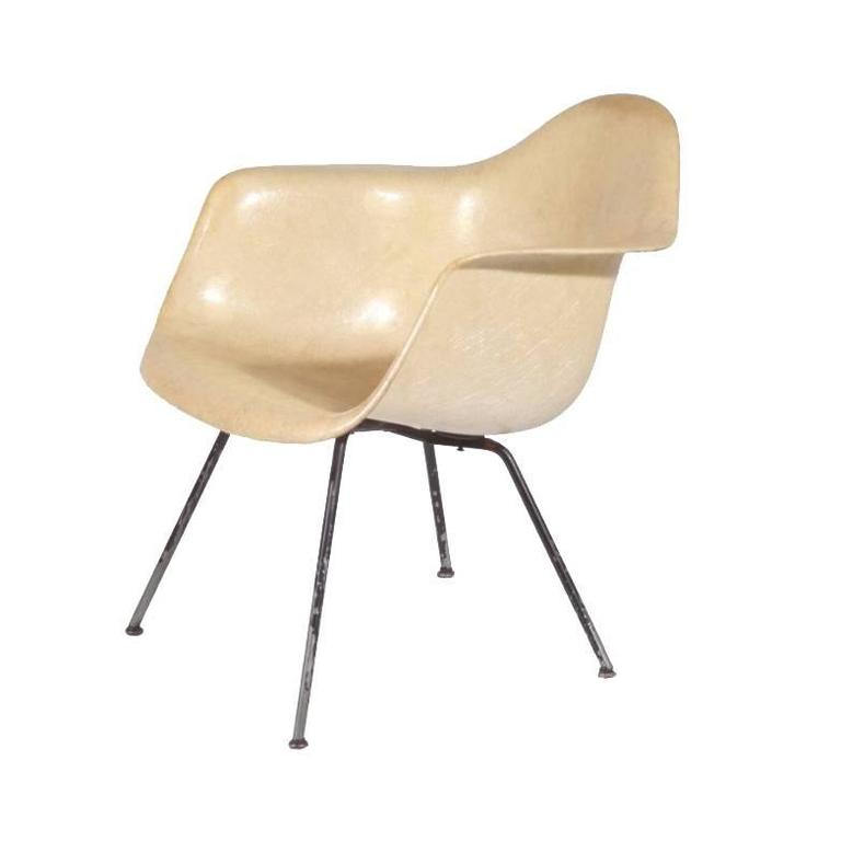 Zenith Armchair by Charles & Ray Eames