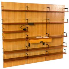 Rare Japanese Serie Modular Wall Unit by Cees Braakman for UMS-Pastoe