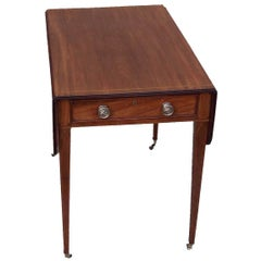 Mahogany Antique Pembroke Table