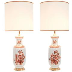 Pair of Table Lamps, circa 1910