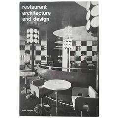 Restaurant Architecture and Design by Max Fengler, 1971