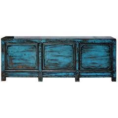 Shanxi Blue Sideboard