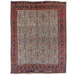Fine Persian Afshar Rug