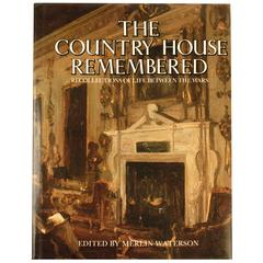 Country House Remembered by Merlin Waterson