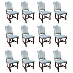 Renaissance Revival Dining Chairs