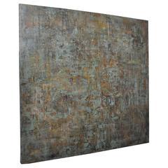 21st Century Original Painting by Hilario