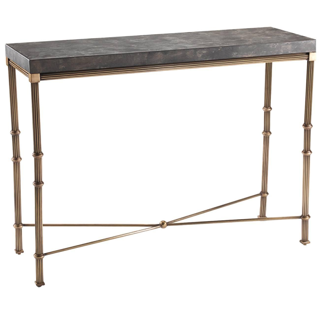 Onde console for sale at 1stdibs for Loft via savona 97