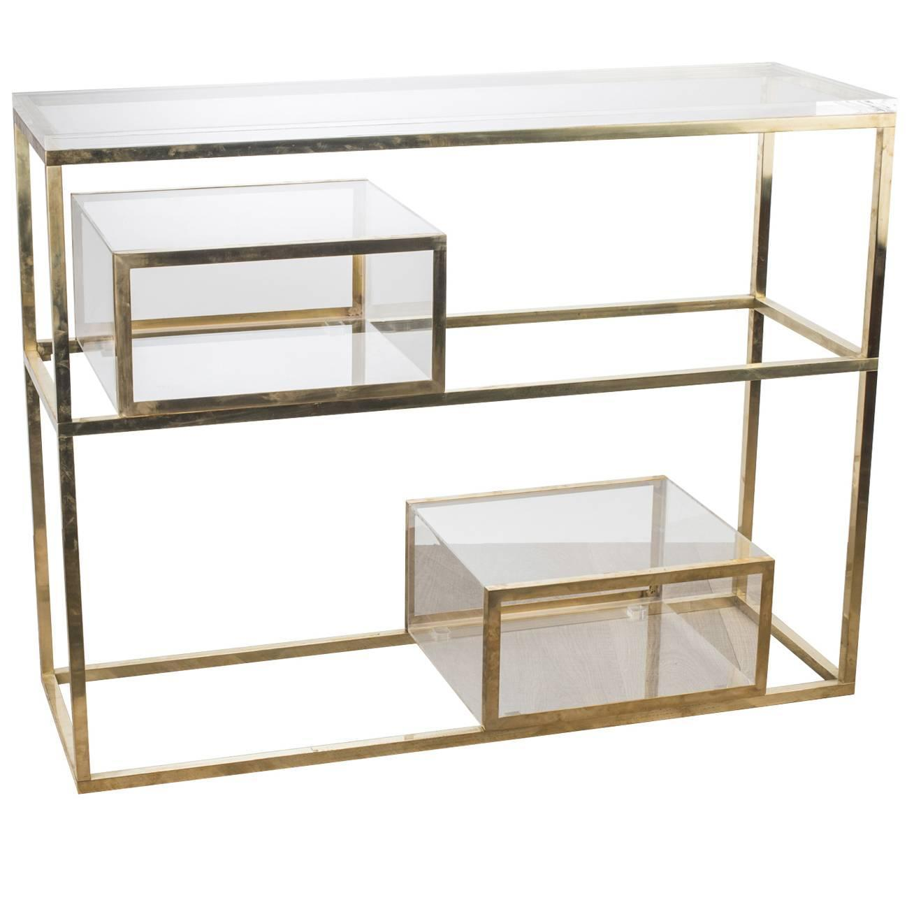 Library console for sale at 1stdibs for Loft via savona 97