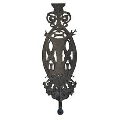 Sullivan Designed Stairway Baluster from the Guaranty Building