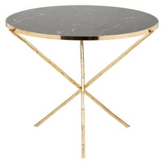 Bamboo N°3 Large Marble Table