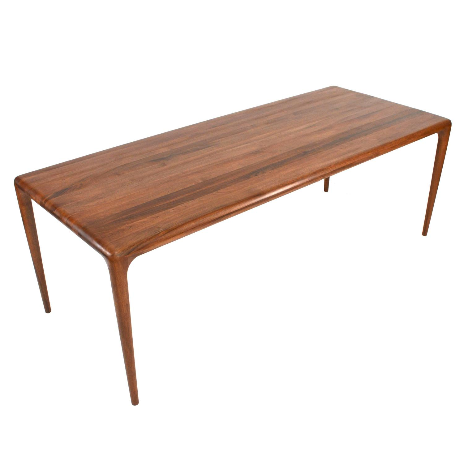 Artisan Collection Dining Table in European Walnut For Sale at 1stdibs