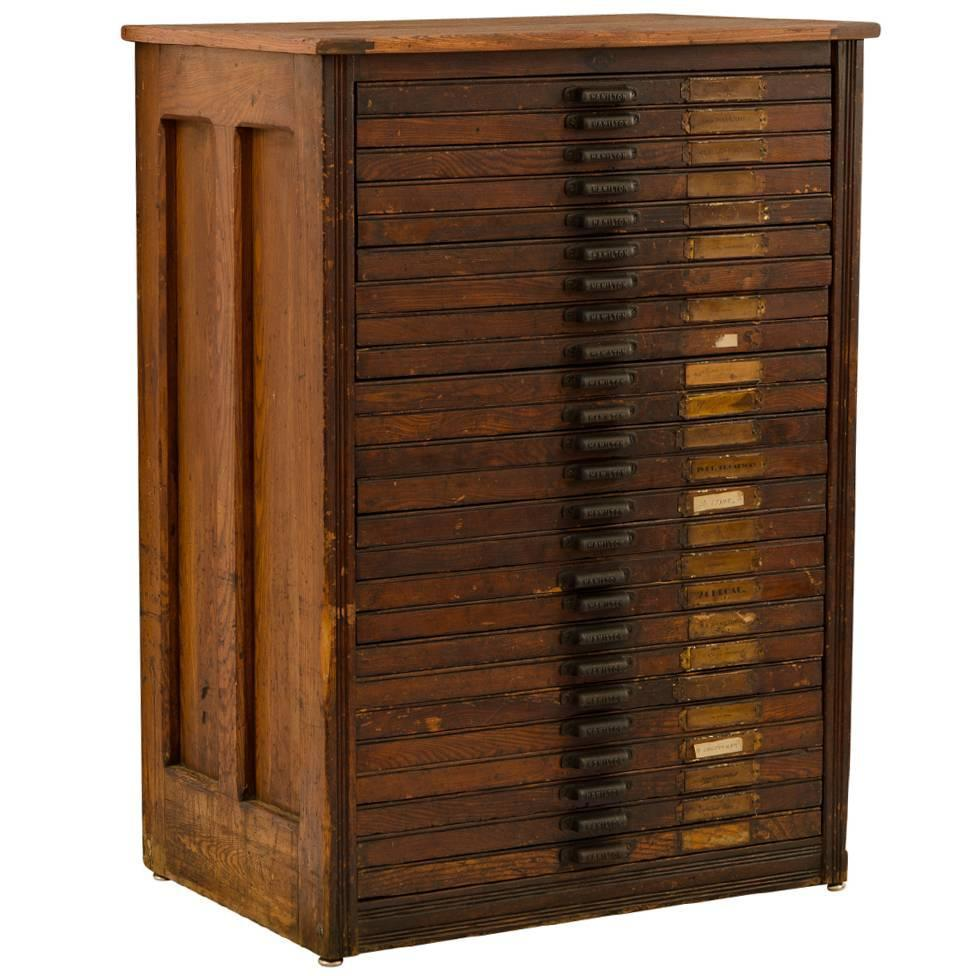 Oak hamilton type tray cabinet circa 1920s for sale at for I furniture hamilton