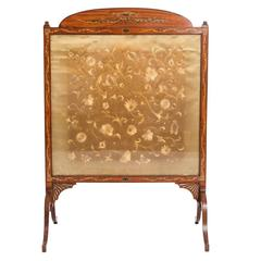 Adams Style Fire Screen
