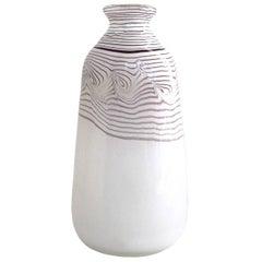 Erwin Eisch Studio Glass Vase