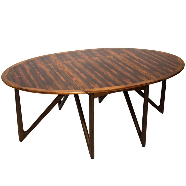 oval dining table with drop leaf for 8 10 rosewood org extending white
