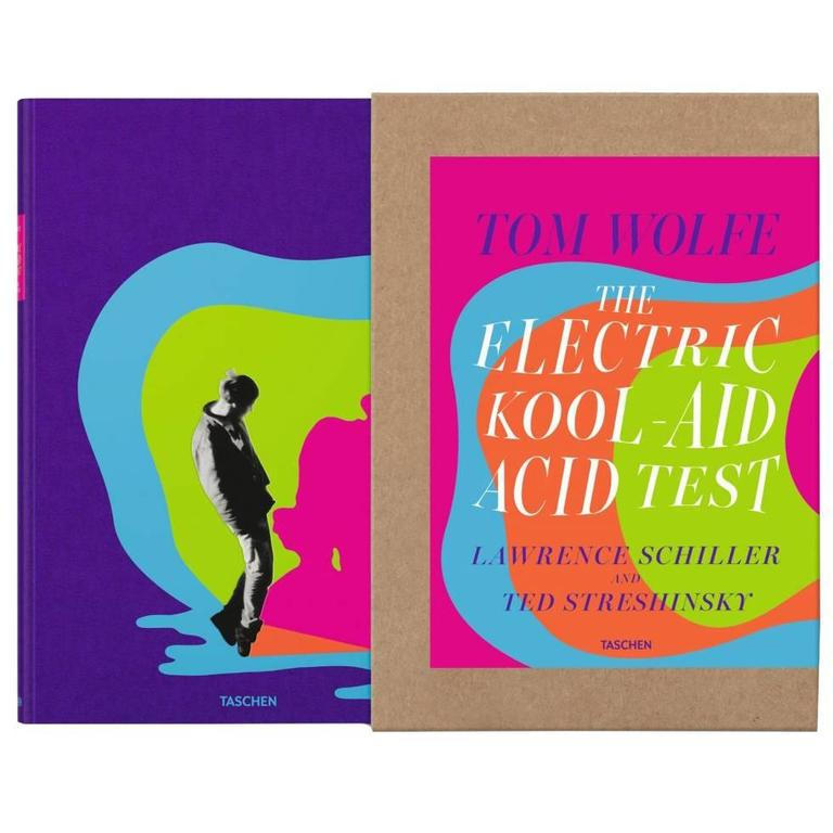 Tom Wolfe, the Electric Kool-Aid Acid Test For Sale